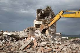Empresa de Demolição na Zona Sul